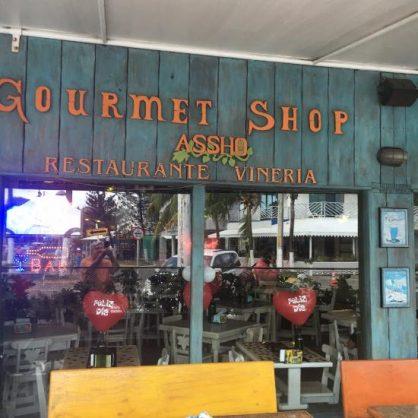 Gourmet Shop Assho