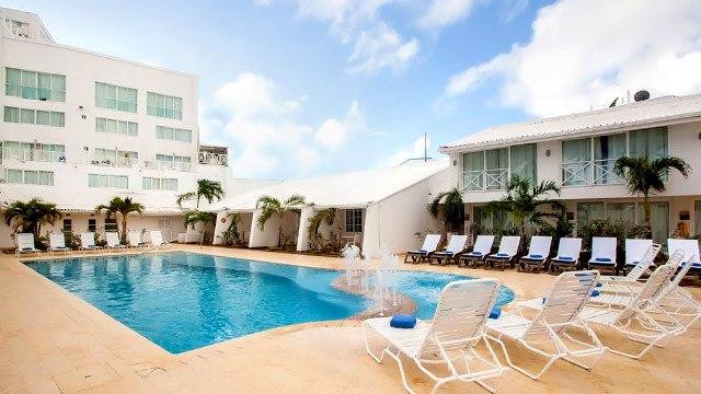 Hotel Casablanca San Andres Colombia Piscina