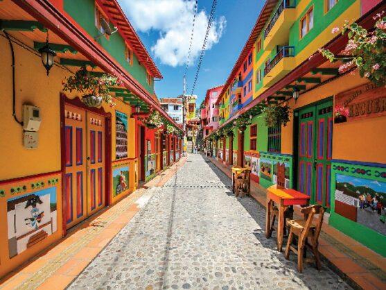 Como aproveitar uma viagem para a Colômbia?