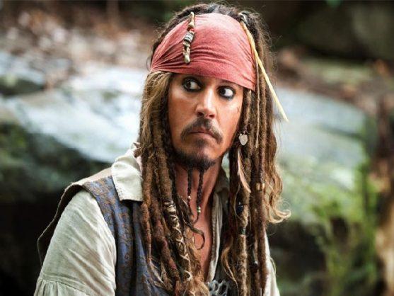 Franquia Piratas Do Caribe