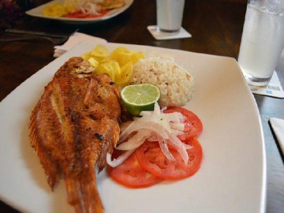 Receitas Do Caribe Colombiano
